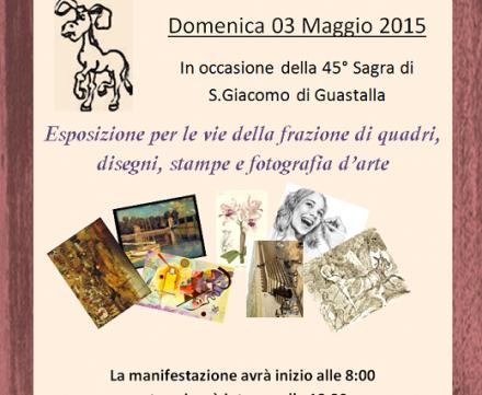 Mostra scambio d'arte pittorica – 3 maggio 2015