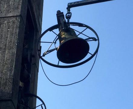 Grandi lavori per le campane di San Giacomo