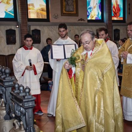 Benedizione campane San Giacomo