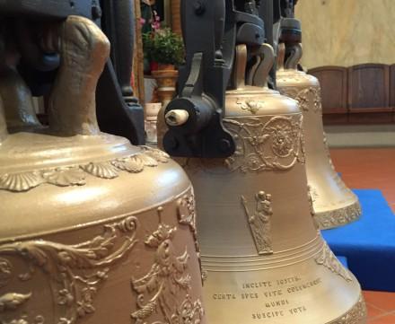 Domenica 25: Benedizione campane restaurate Chiesa di San Giacomo