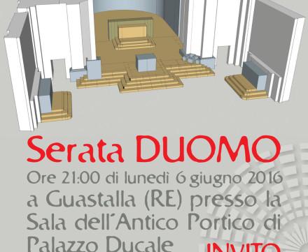 Serata Duomo Guastalla