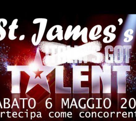 Sagra di San Giacomo – St. James's Got Talent 2017 apre le iscrizioni