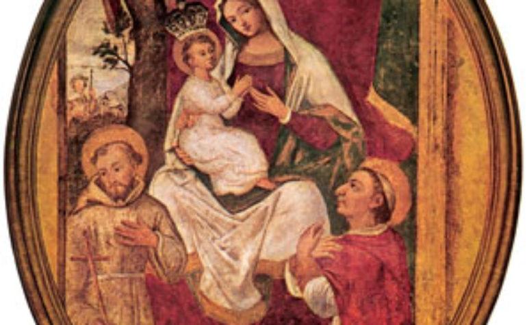Orari S. Messe chiese dell'Unità Pastorale Beata Vergine della Porta