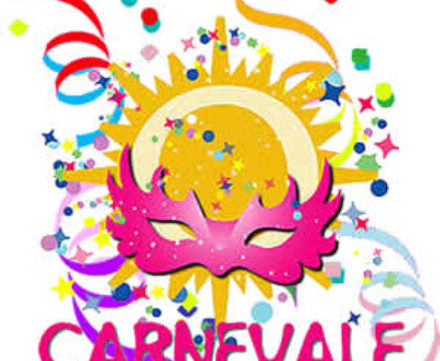 Festa di Carnevale: domenica 11 febbraio