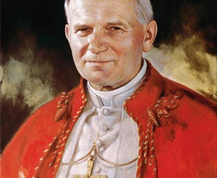 Domenica 19 agosto: S. Messa e consegna delle Reliquie di San Giovanni Paolo II
