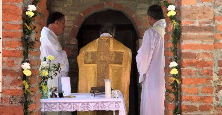 Domenica 16 settembre: S. Messa alla Madonna del Fichetto