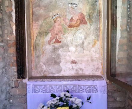 Domenica 15 settembre: S. Messa presso la Madonna del Fichetto