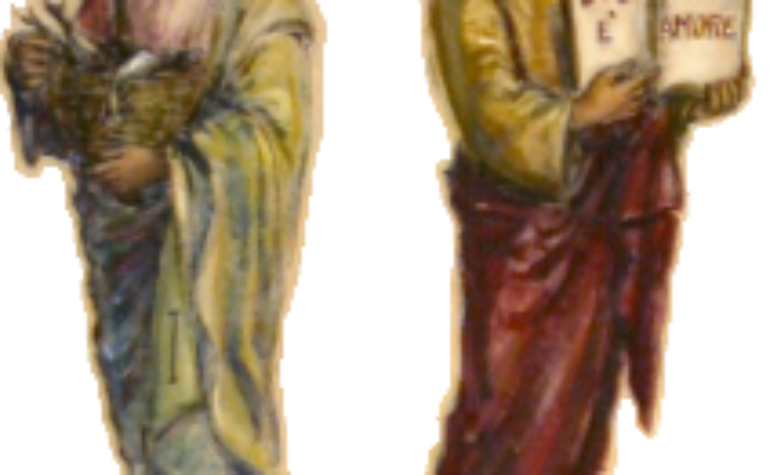Domenica 15 marzo: Benedizione al Paese e a tutta l'Unità Pastorale per intercessione dei Santi Apostoli Filippo e Giacomo